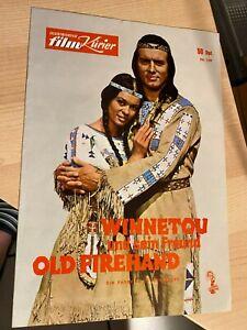 Illustrierter Film Kurier Nr. 159 - Karl May - Winnetou sein Freund Old Firehand