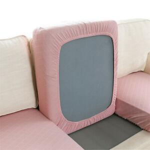 1 2 3 4 Seat Jacquard Stretch Sofa Cushion Cover Furniture Protector Slipcover