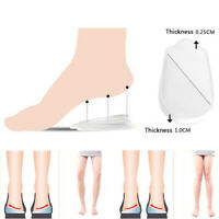 1Pair Shoe Insert Orthopedic Orthotic Arch Support Insole X-Legs Correction SJFF