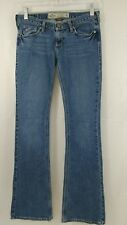 Hollister Co Womens/Juniors Cali Flare Denim Jeans Stretch - Size 0S