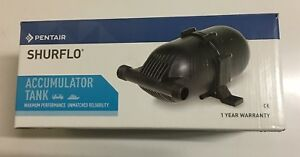 CARAVAN / MOTORHOME - SHURFLO ACCUMULATOR TANK - 30 PSI - 125 PSI - 182-200
