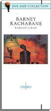 Barney Rachabane - Barney's Way - New 1989 Long Box Jazz CD!