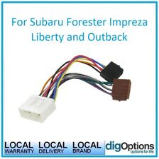 *Aerpro Wiring Harness - ISO Connector for Subaru WRX, Forester, Impreza, APP090