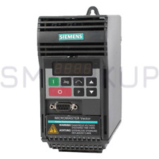 Used Amp Tested Siemens 6se3214 0da40 Micromaster Vector Drive