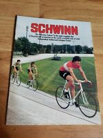Vintage 1981 Schwinn Bicycle Catalog road BMX scrambler sting predator