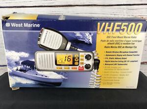 West Marine VHF500 Radio - Model 5469200