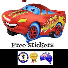 NEW CARS MOVIE LIGHTNING MCQUEEN BIRTHDAY BALLOON 46x65cm PARTY SUPPLIES Toy