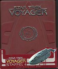 Star Trek Voyager Staffel 4 (Hart Box)  Deutsche Ausgabe mit Bandarole