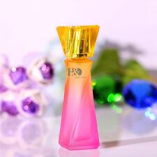 Yellow Pink Empty Refillable Glass Perfume Bottle Atomizer Spray Wedding Gift