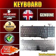 dell inspiron 1750 dell art.-nr. 0ddw68 uk layout lapotp tastatur matte black