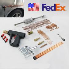 86x Dent Puller Tool Spot Welding Torch Washer Slide Hanmmer Car Metal Repair US