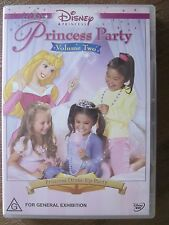 Disney Princess-Princess Party Vol.2 DVD