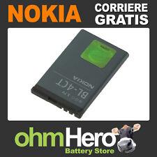 Batteria ORIGINALE per nokia 5310 XpressMusic