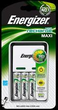 Energizer Maxi Charger 4 AA 2300 mAh