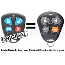 Remote For Automate Aftermarket Keyless Entry Car Key Fob Control EZSDEI474V