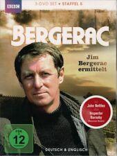 Bergerac - Jim Bergerac ermittelt - Staffel 5 (TV-Serie) [3 DVDs] / John Nettles