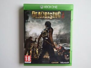Deadrising 3 on Xbox One in VERY GOOD Condition (Disc MINT)