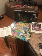 1977 NEW YORK SCENE BOARD GAME VINTAGE RARE 100% COMPLETE GROOVY GAMES