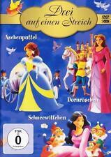 Märchenbox - Drei auf einen Streich - DVD - FSK 0