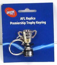 33810 BLUE CARD SYDNEY SWANS 2012 AFL PREMIERS REPLICA TROPHY KEYRING KEY RING