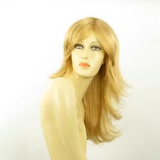 Perruque femme longue blond clair doré DALILA LG26