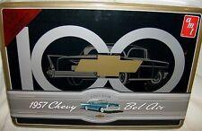 amt 1/25 1957 CHEVY BEL AIR HARDTOP SEDAN DELUXE w/ TIN