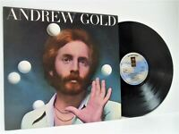 ANDREW GOLD self titled (1st uk press) LP EX+/EX K 53020, vinyl, album, 1975,