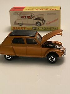 Dinky Toys Vintage 149 Citroen Dyane Near Mint Boxed Diecast Model