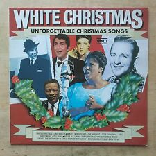 White Christmas Unforgettable Christmas Songs