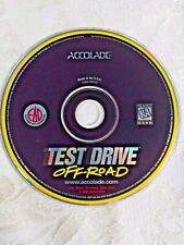 Test Drive Off-Road (PC Game, 1997)  #SE464