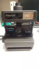 Polaroid One Step Close Up Flash Camera Battery Tested!!