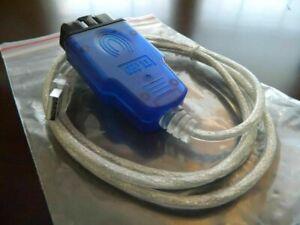 USB Cable For VAG-COM VCDS Scanner Tool OBD 2 KKL FTDI Subaru VW Audi Ross Tech
