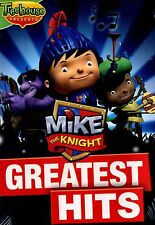 BRAND NEW DVD // MIKE THE KNIGHT // GREATEST HITS  // THE MIGHTY SHIELD