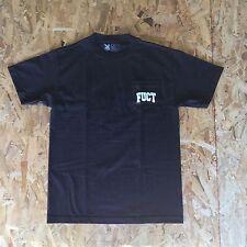 FUCT Academy Pocket T Shirt Black XLarge NIB