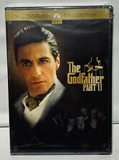The Godfather, Part Ii (Two-Disc Widescreen Edition) New Sealed Free Shipping