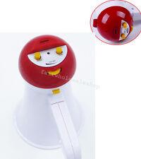 Handheld Megaphone Loud Speaker Bull horn Voice Amplifer Portable ABS Foldable G