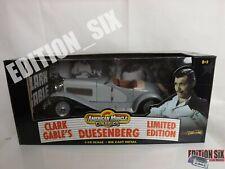 Ertl 1/18 Clark Gable Duesenberg SSJ  American Muscle Classic Diecast Model Car