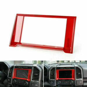 Car Console Center Dashboard Cover Trim Frame For Ford F150 2015-2018 K C0