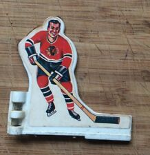 Vintage Coleco Table Hockey Player-Chicago Blackhawks