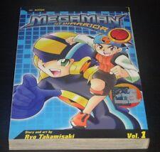 MEGAMAN NT WARRIOR Vol.1 Book Card Graphic Novel Manga Comic