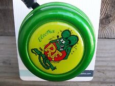 Electra Ed Big Daddy Roth Rat Fink Metal Bike Tricycle Bicycle Bell Green NIP