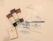 Elvis lot Graceland Guest House hotel room amenities key pen toiletries pad