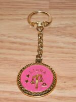 Unbranded Schenley Libra Collectible Key Chain Only **READ**