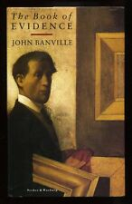 John Banville - The Book of Evidence; SIGNED 1st/1st (1st state) (Booker Prize)