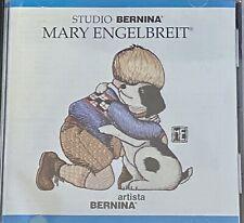 Bernina Artista Embroidery Machine Designs Card-Mary Engelbreit