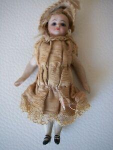 poupee ancienne mignonette francaise tout origine doll antique SFBJ BRU JUMEAU ?