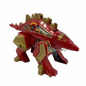 "Vintage G1 Transformers KO Diaclone Dinobot Snarl Stegosaurus Dinosaur 6"" Figure"