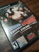 WWE SmackDown vs. Raw 2010 Featuring ECW (Sony PlayStation 2, 2009)