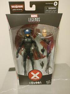 2021 Marvel Legends X-Men House of X Charles Xavier BAF Tri-Sentinel Wave