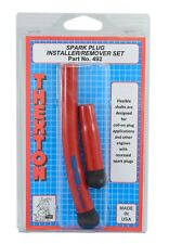 Spark Plug Installer Remover Set Thexton 492 Flexible Coil On Plugs Made in USA